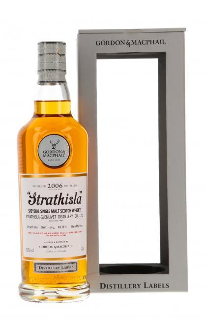Strathisla Distillery Labels