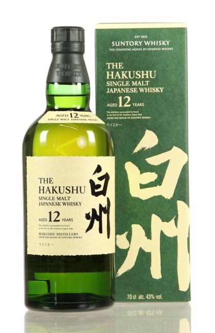 Suntory Hakushu