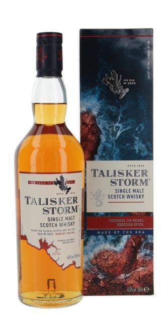 Talisker Storm - neues Design