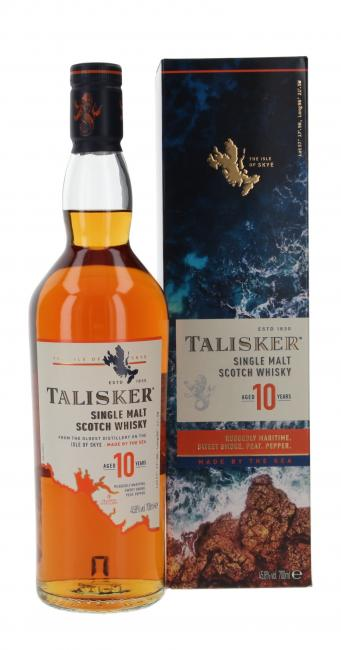 Talisker  - neues Design