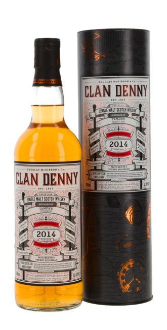 Tamdhu Clan Denny 'Whisky.de exklusiv'