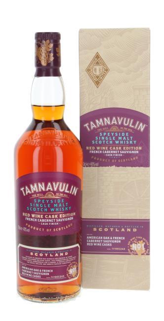 Tamnavulin Red Wine Cask Edition