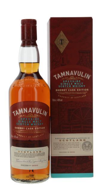 Tamnavulin Sherry Cask
