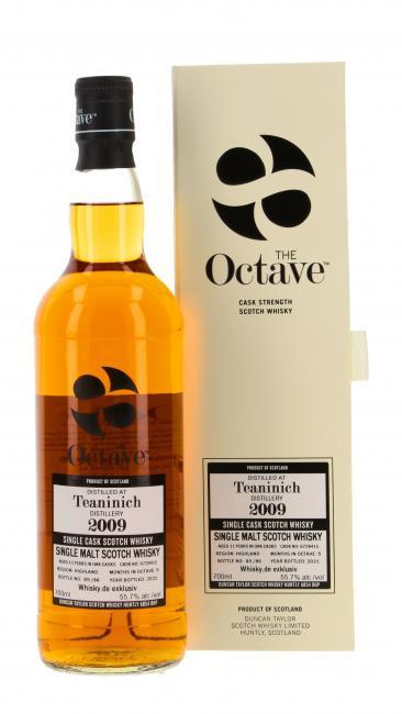 Teaninich Octave 'Whisky.de exklusiv'