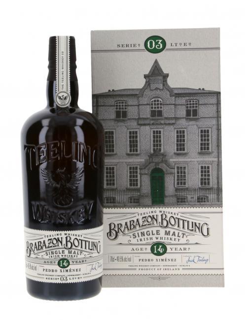 Teeling Brabazon Bottling No. 2