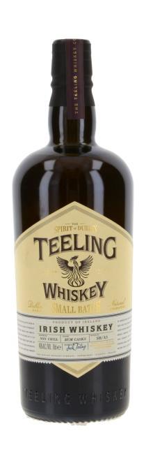 Teeling Small Batch inkl. gratis Untersetzer mit irischen Whiskey-Marken