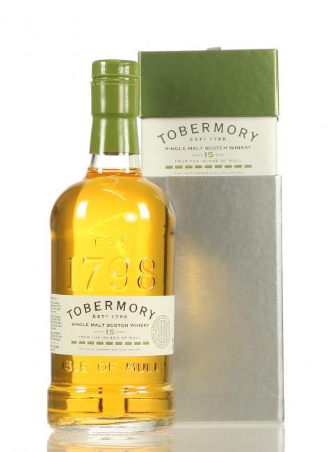 Tobermory Brandyfass Finish