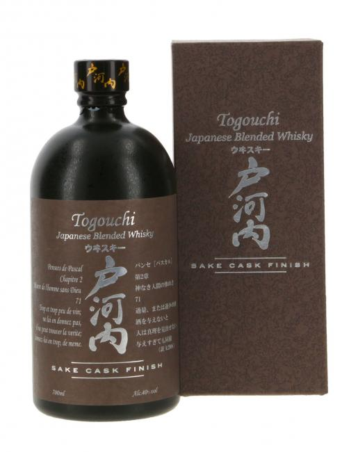 Togouchi Sake Cask Finish