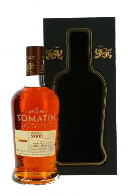 Tomatin Cabernet Sauvignon 'Whisky.de exklusiv'