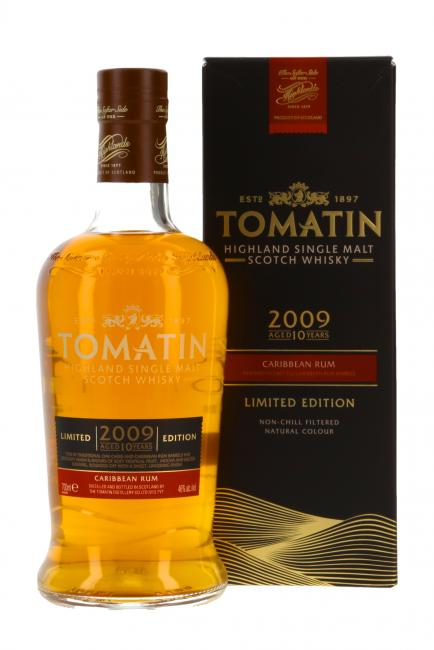 Tomatin Caribbean Rum