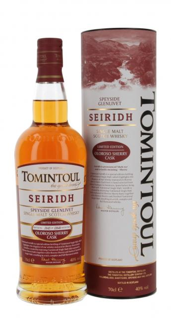 Tomintoul Seiridh