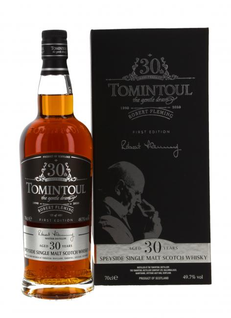 Tomintoul RF 30th Anniversary Edition 1