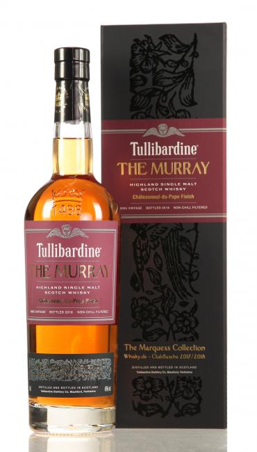 Tullibardine The Murray Red Wine 'Whisky.de exklusiv'