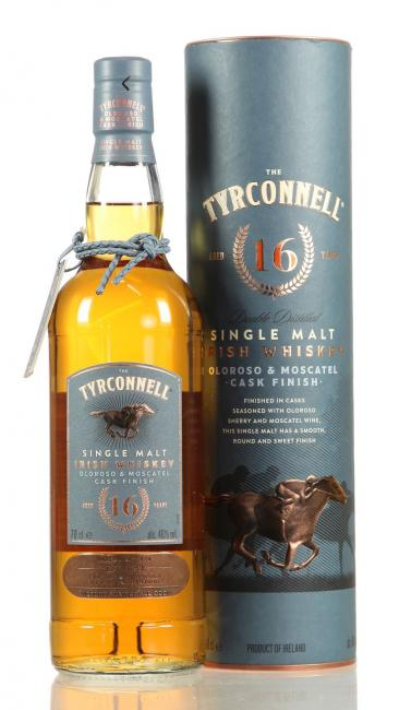 Tyrconnell Oloroso und Moscatel Finish