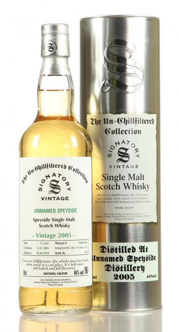 Unnamed Speyside