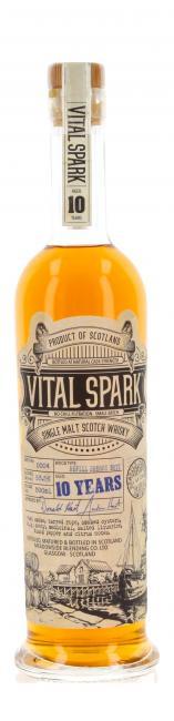 Vital Spark Batch  No. 4 Heavily Peated