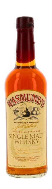 Wasmund's Virginia Single Malt