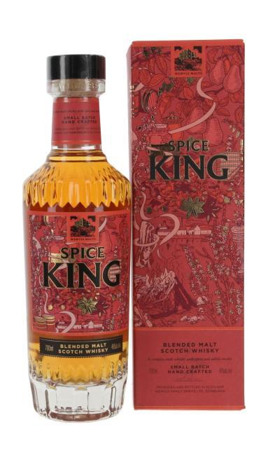 Wemyss Malts Spice King