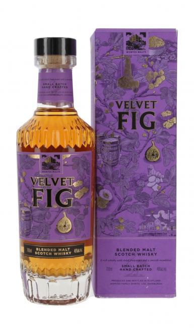 Wemyss Malts Velvet Fig