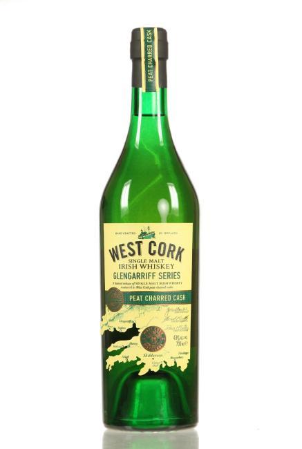West Cork Peat Charred Cask