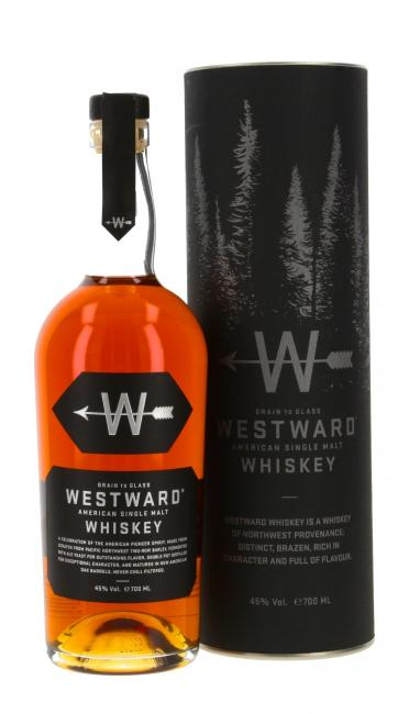 Westward American Single Malt