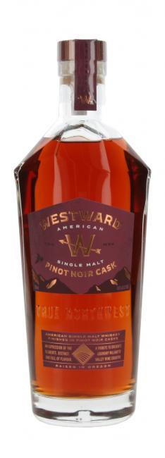 Westward Single Malt Pinot Noir