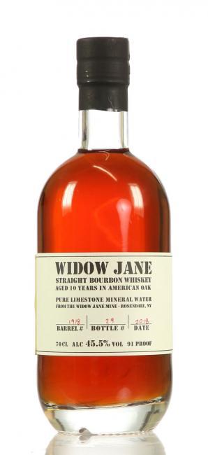 Widow Jane Bourbon