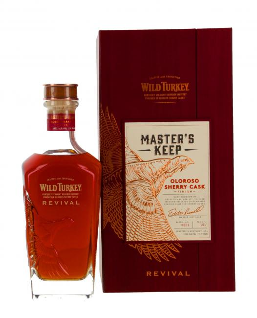 Wild Turkey Master's Keep Revival