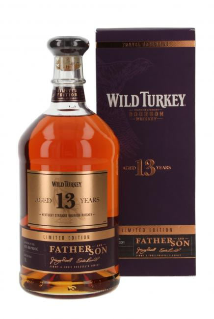 Wild Turkey Father and Son