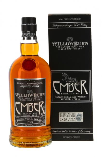 Willowburn Ember Batch 001