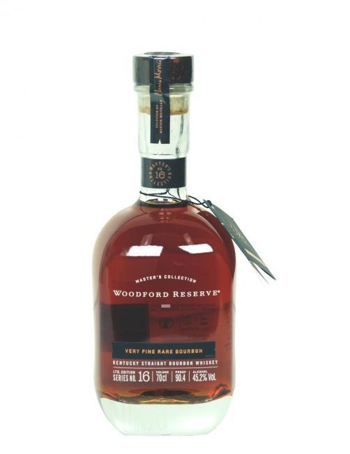 Woodford Reserve Very Fine Rare Bourbon