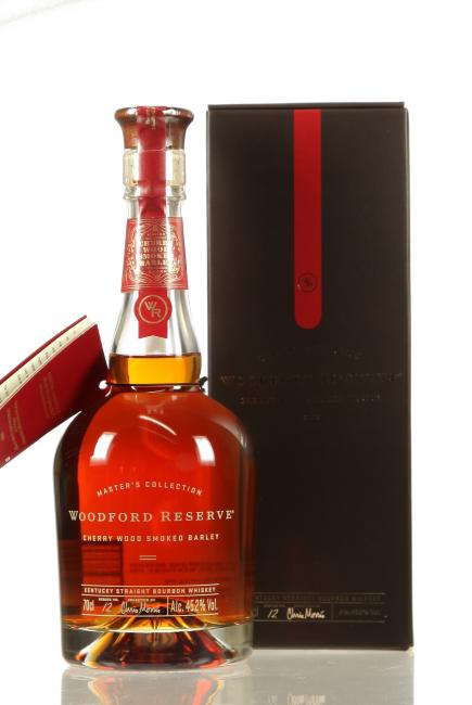 Woodford Reserve MC Cherry Wood Smoked Barley