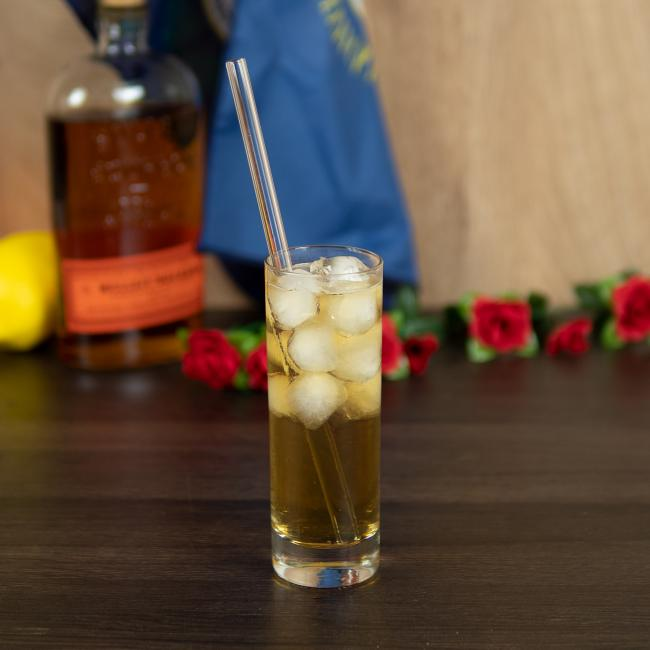 Cocktail Set Bulleit Bourbon & Ginger Ale