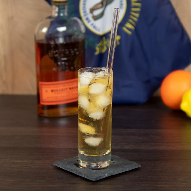 Cocktail Set Bulleit Bourbon & Soda