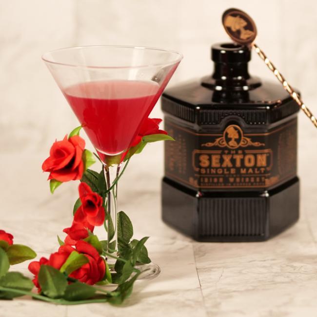 Cocktail Set Irish Rose mit Sexton