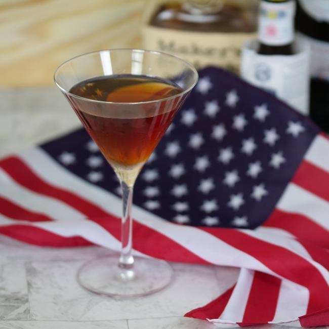 Cocktail Set Manhattan