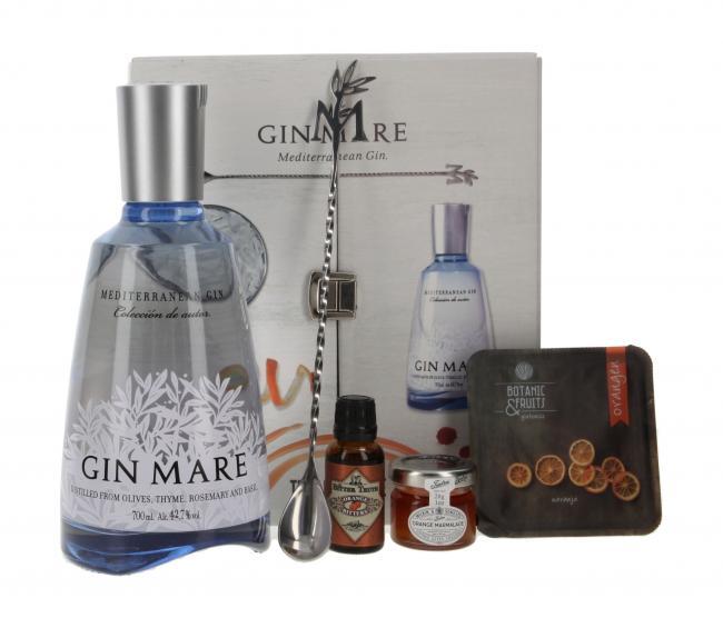 Gin Mare Mediterranean Gin Triple Orange Pack