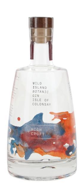 Wild Island Botanic Gin High Croft