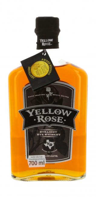 Yellow Rose Straight Rye