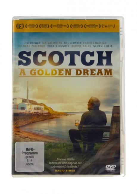 DVD Scotch - A Golden Dream