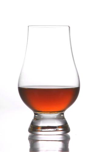 Glas Glencairn, einzeln