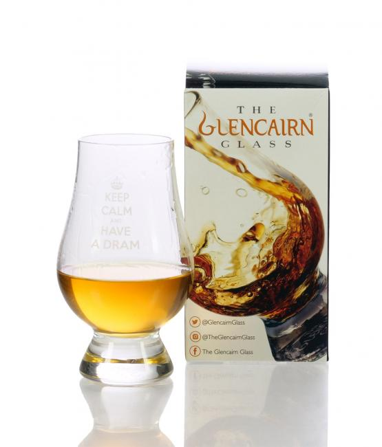 Glencairn Glas Keep Calm and have a dram