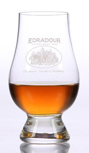 Glencairn Glas Edradour, 6 Stück