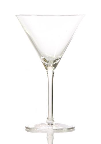 Martiniglas, einzeln