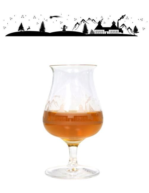 Kristallglas Whisky.de Winterlandschaft, einzeln
