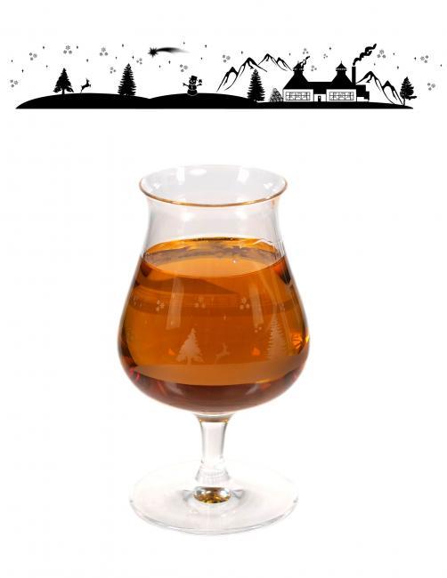 Kristallglas Whisky.de Winterlandschaft (6 Stück)