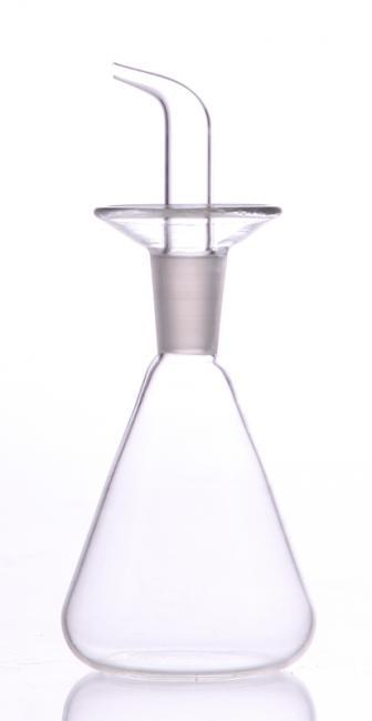 Wasserkaraffe mit Ausgießer, klein