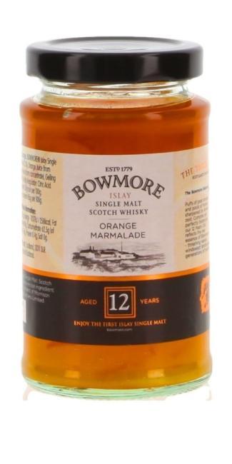 Orangenmarmelade mit Bowmore