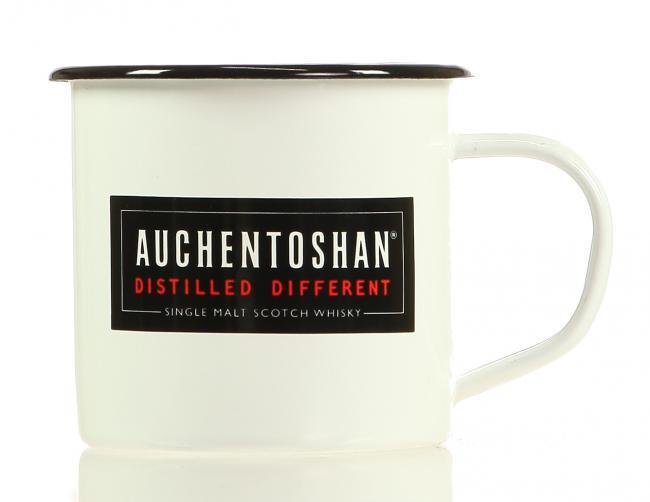 Blechtasse Auchentoshan
