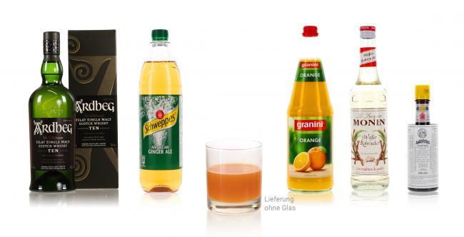 Cocktail Set Mac Orange
